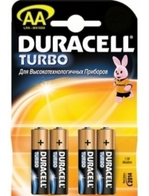 Элемент питания 316 DURACELL TURBO LR06
